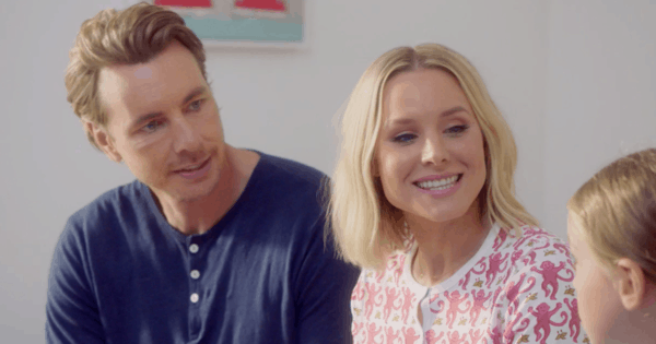 Hollywood's Most Fun-Loving Couple Gets Hilariously Uncomfortable With Their Kids in New Ad