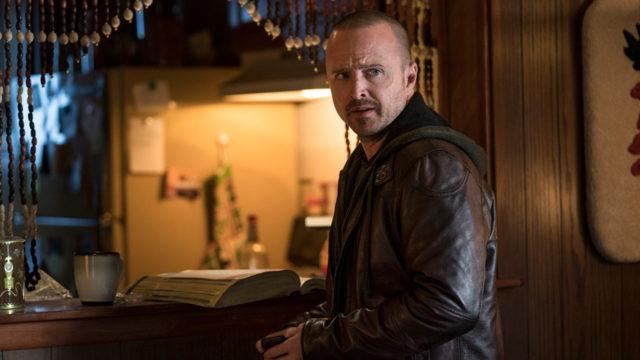 Aaron Paul as Jesse Pinkman in El Camino: A Breaking Bad Movie