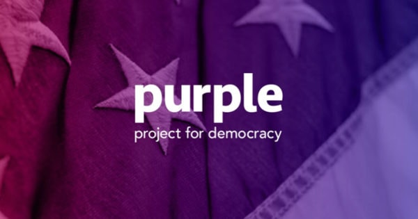 Democracy Won't Die in Darkness If 'Purple Project' Has Anything to Say About It