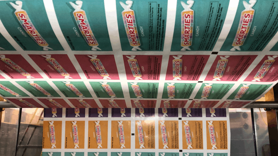The 15-tablet Smarties roll hasn't changed its fruity formula.