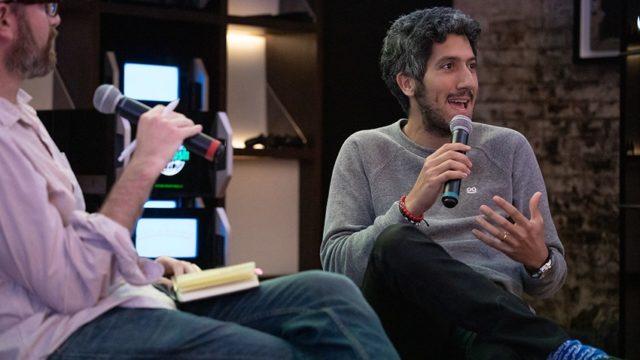 Josh Sternberg, Brand and Tech editor speaks with Adam Singolda, CEO, Taboola