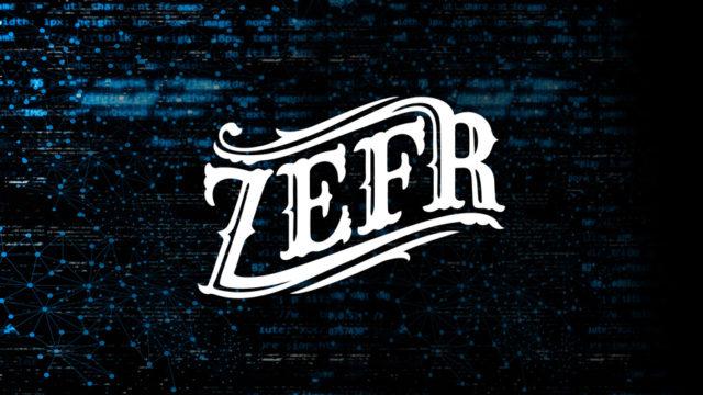 Zefr logo