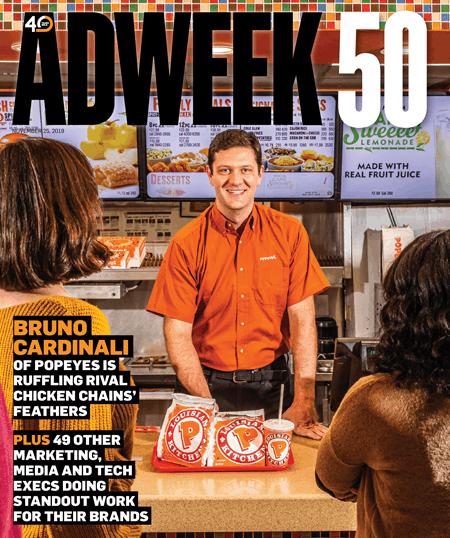 Sous la direction du marketing, Bruno Cardinali, Popeyes mange le déjeuner de ses rivaux – Newstrotteur AW 1125 COV AW50 LO 450x538