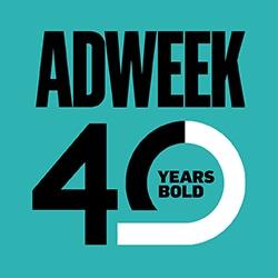 Adweek 40 Years Bold