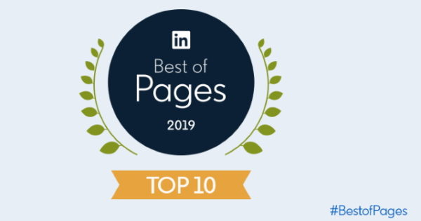 LinkedIn Reveals Its Best of LinkedIn Pages 2019 Winners