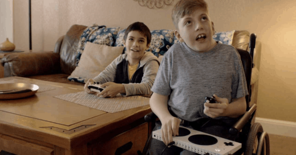 Microsoft's 'Changing the Game' Campaign Wins Responsibility Grand Prix at Epica Awards
