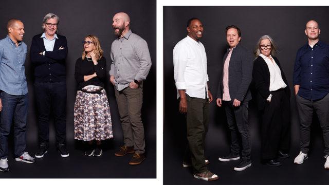 the wieden + kennedy team