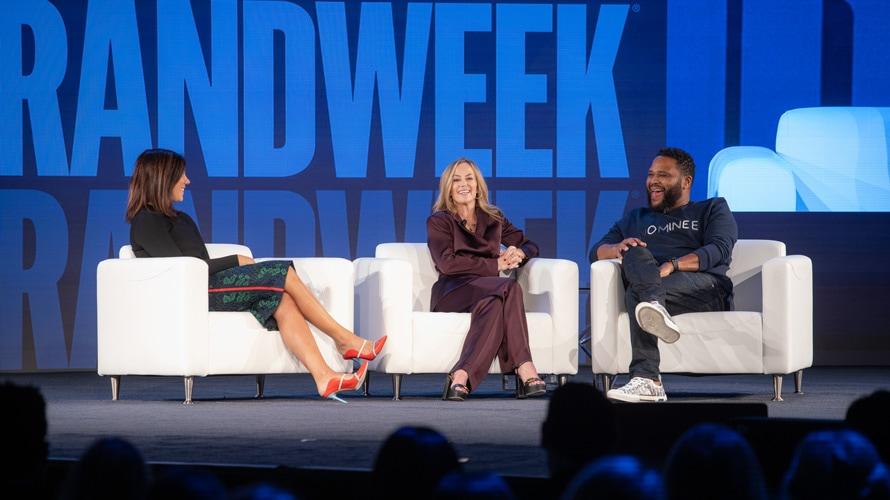 Disney, ABC Brandweek presentation in Palm Springs, Calif.