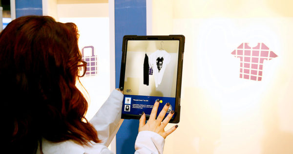 For 10th Small Business Saturday, American Express Opens AR Experience in Retail Tech