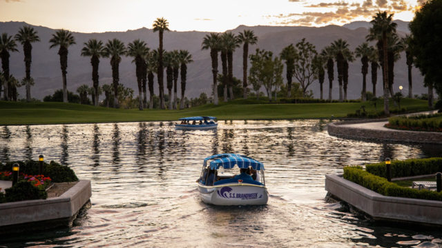 S.S. Brandweek in Palm Springs, California
