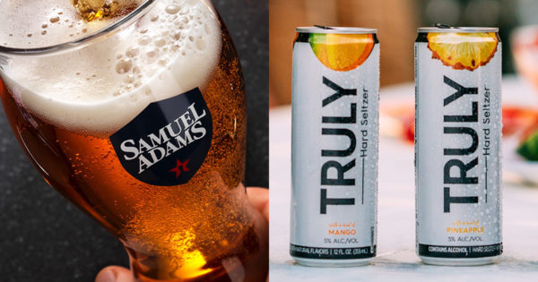 Boston Beer Company Taps Goodby Silverstein & Partners for Sam Adams and Truly