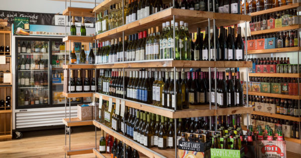 How Alcohol Is Upping the Ante in Online Grocery Shopping