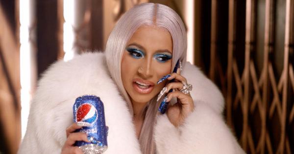 Step Inside Cardi B's Twerk Shop in Pepsi's New Holiday Ad