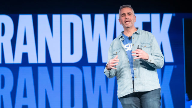 Chris Bruzzo at Brandweek