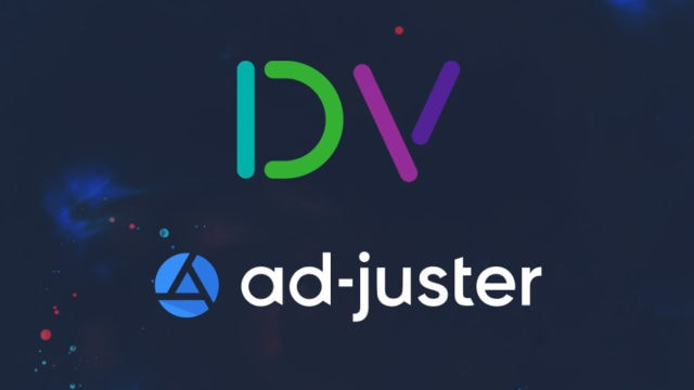 DoubleVerify and ad-juster logos