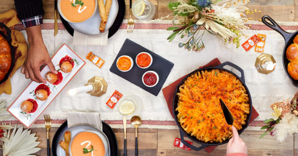Friendsgiving's Popularity Has More Brands Engaging Consumers Around the Unofficial Holiday