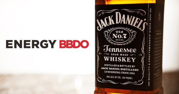 Jack Daniel's Parent Company Brown-Forman Names Energy BBDO as Global Creative Agency of Record