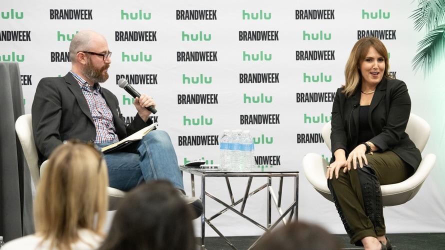 Jennifer Arnoldt at Brandweek