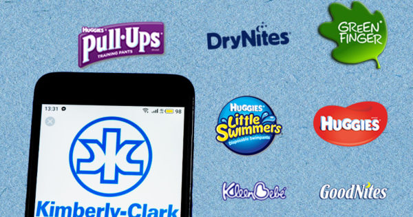 Kimberly-Clark Sends Creative on Childcare Brands to Droga5 and Accenture