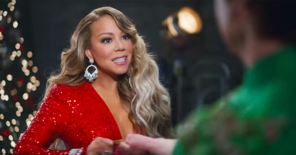 Don't Get Between Mariah Carey and All She Wants for Christmas