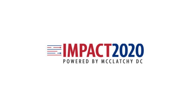 IMPACT 2020 logo McClatchy DC
