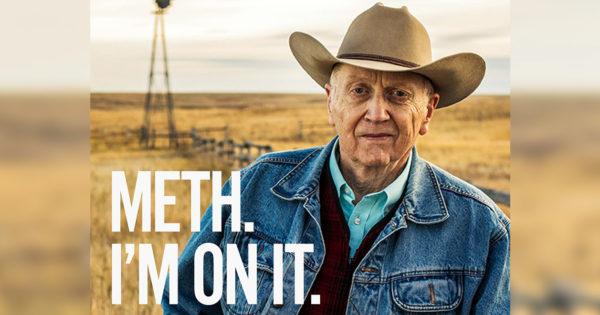 South Dakota Baffles Rest of America With New Drug Slogan, 'Meth. We're On It'