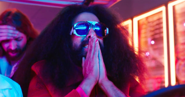 Reggie Watts Is Your Guide Through the Strange New World of Google Stadia
