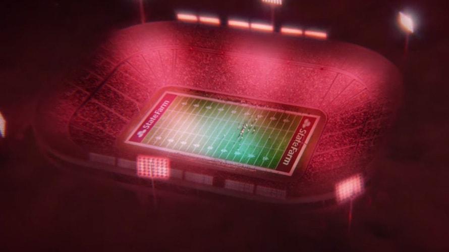 State Farm football stadium