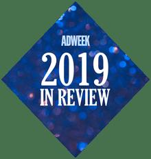 dit adweek 2019 en revue dans un diamant bleu brillant