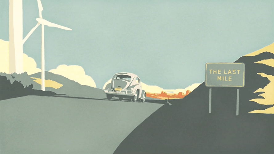 Volkswagen is paying tribute to the Beetle in an emotional film.