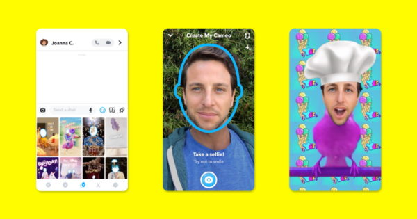 Snapchat Will Debut Its Cameo Video Meme Feature Dec. 18