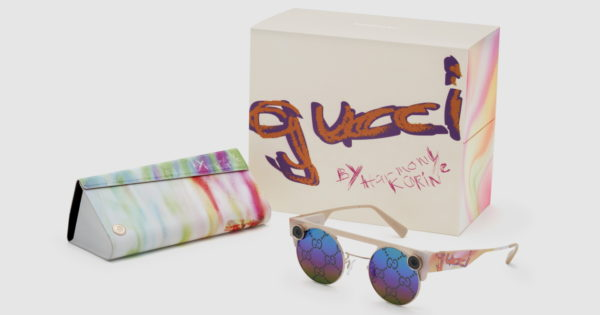 Snap, Gucci, Harmony Korine Team Up on Limited-Edition Spectacles 3