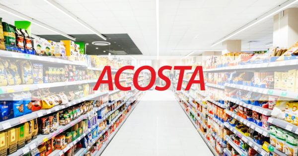 CPG Marketer Acosta Files for Bankruptcy