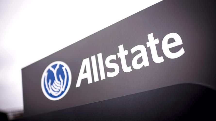 Allstate signage