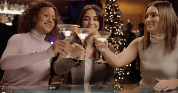 'Peloton Girl' Stars as Herself in the Greatest Sequel Ever: An Aviation Gin Ad