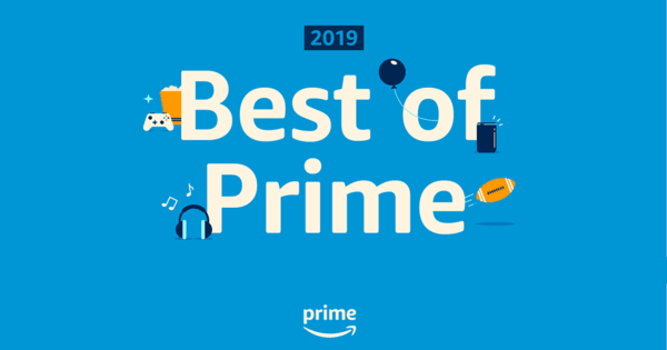 Here's What Amazon Prime Members Loved Most in 2019
