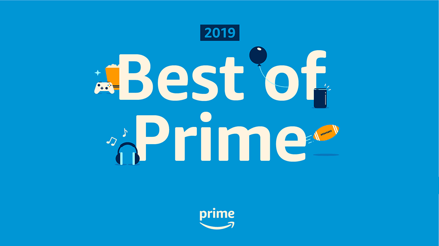 an illustration with the words best of prime