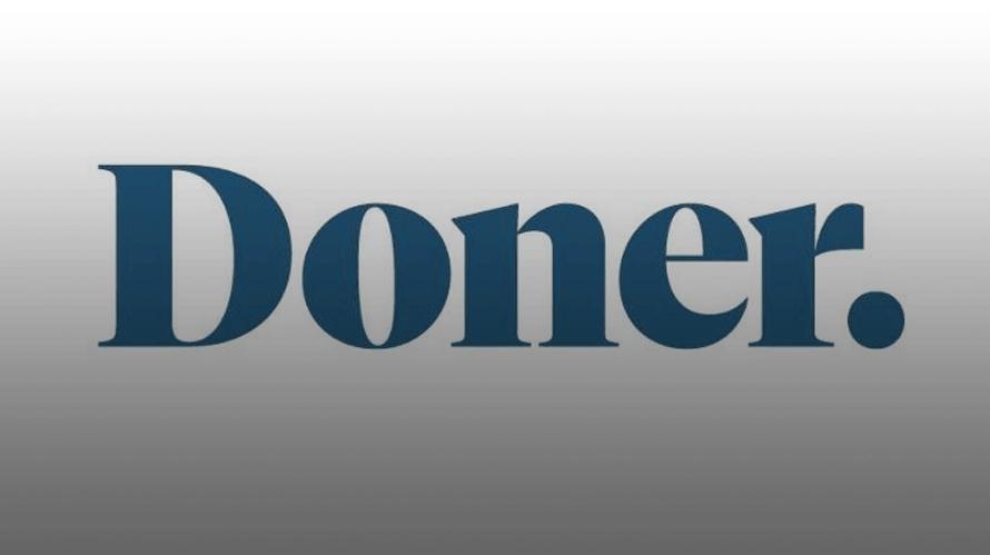 logo for agency Doner