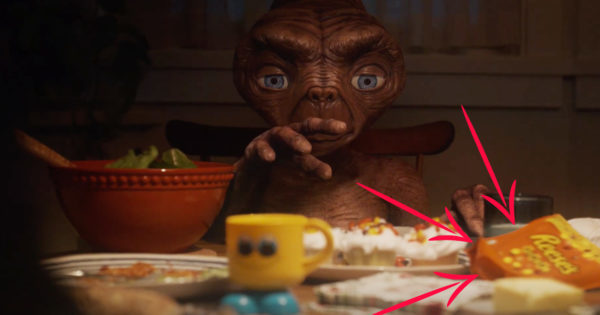 This ET-Themed Xfinity Ad Has Over 30 Easter Eggs. Can You Find Them?