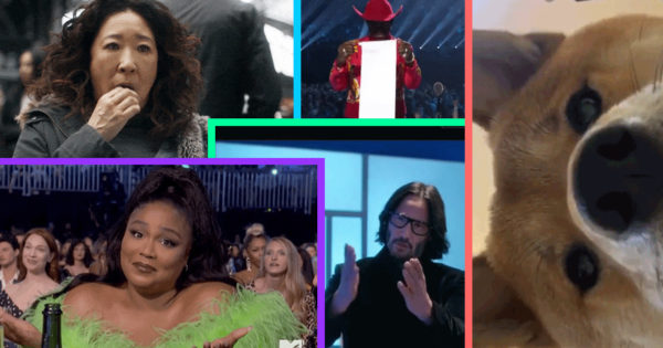 Giphy's 2019 List of Top 25 GIFs Is Full of Positivity