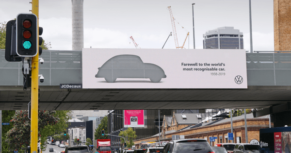 The Classic VW Beetle is Already Cut Out in This Goodbye Campaign