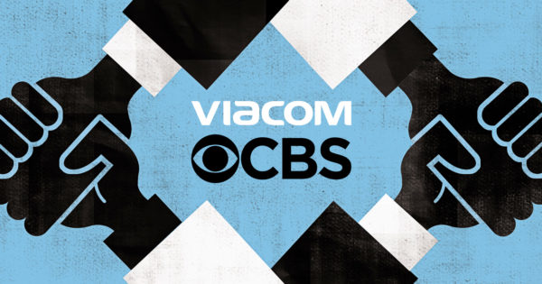 Viacom and CBS Have Officially Merged, Creating ViacomCBS