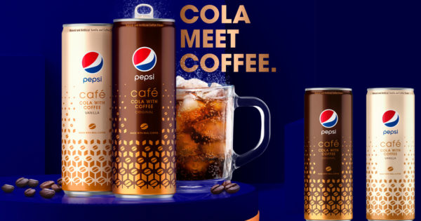Flipboard: Pepsi Gets Into the Canned Iced Coffee Game With