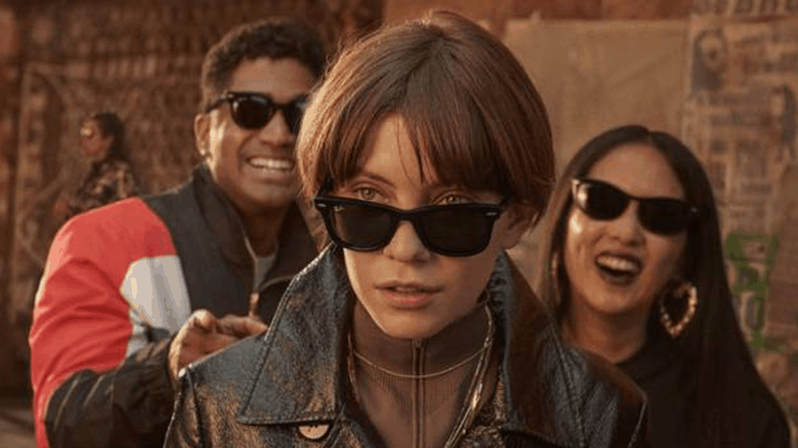 Ray-Ban's #ProudToBelong is a campaign ran across most of its social networks throughout 2019. It was one of the most popular YouTube ads this year.