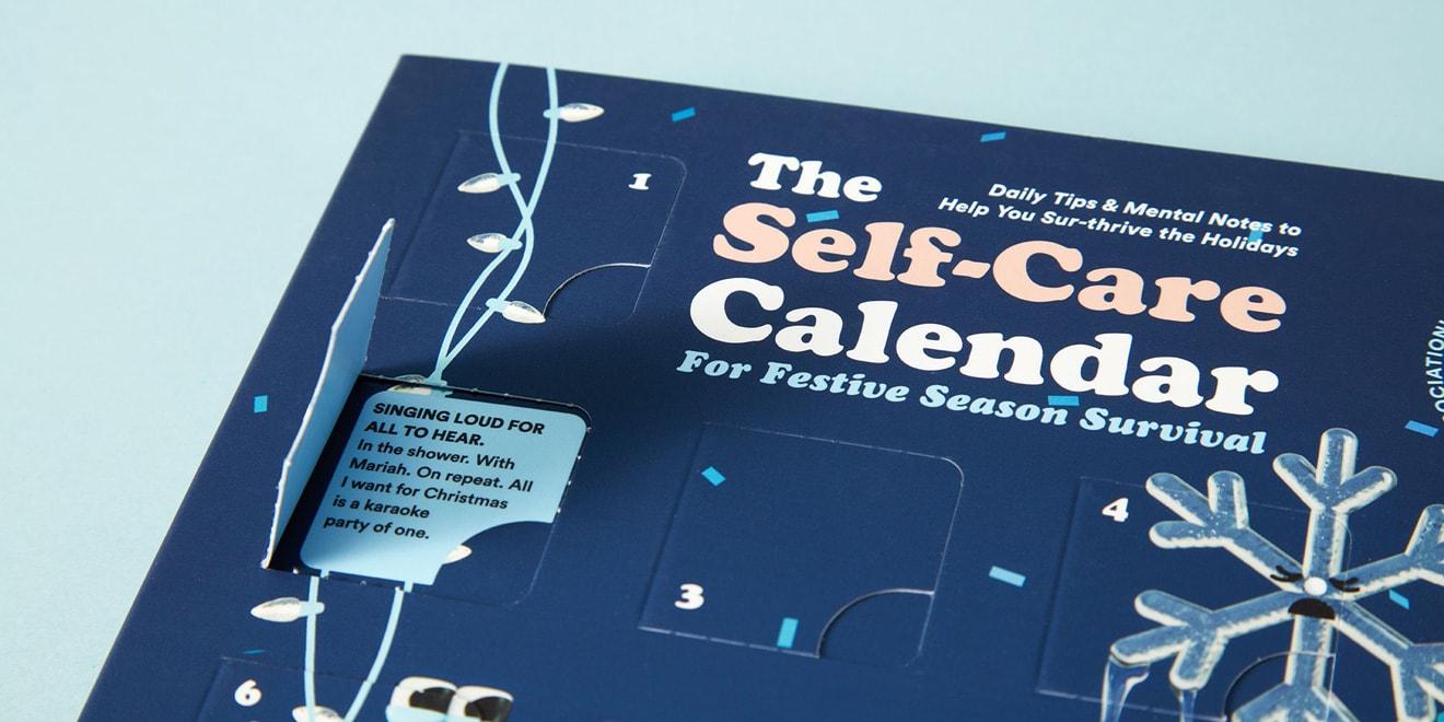An image of the Self-Care Calendar