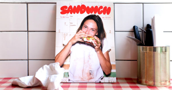 Sir Kensington's Makes a Magazine All About Condiments
