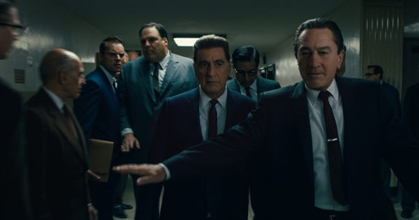 13.2 Million US Viewers Watched The Irishman in Its First 5 Days on Netflix