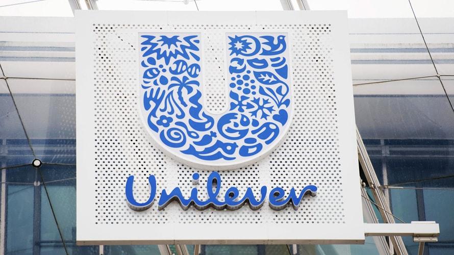 Unilever signage