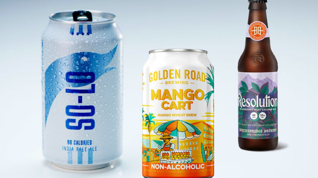 three new Anheuser-busch beers