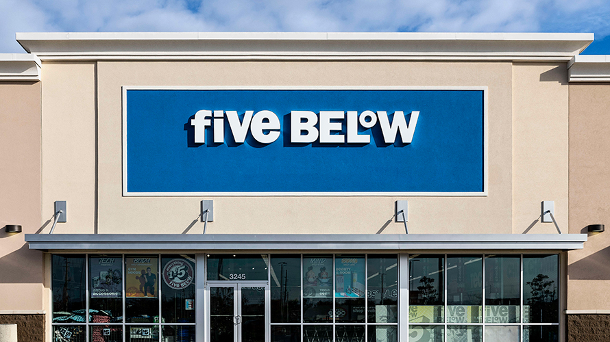 Five Below, which reported disappointing holiday sales results, is likely to begin national advertising in 2021.